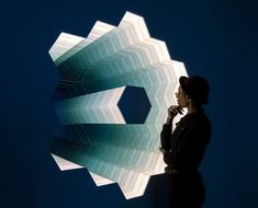 light at KANEKO is an interactive and visual art experience that explores art and science. Two Way Mirror, Led Mirror, Mirror Art, Mirrors, Infinity Mirror Table, Infinity Spiegel, Infinite Mirror, Chillout Zone, Light Art Installation