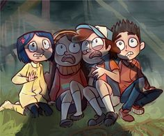 An Unofficial AU Blog for the Gravity Falls Fandom : Photo