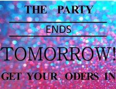 Order soon!