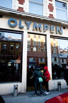 Olympen  Grønlandsleiret 15