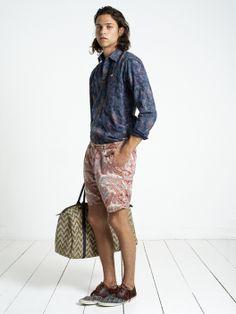 Shop the look - http://webstore-all.scotch-soda.com/men/scotch-%2310/ss14-men-lookbook-10.html