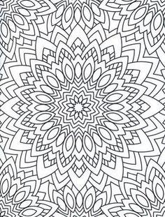 914 beste afbeeldingen kleurplaten mandala