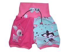 kurze Pumphose Sommershort Short Hafenkitz von me Kinderkleidung und ersatzbezuege auf DaWanda.com