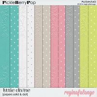 LITTLE DIVINE PAPERS SOLID & DOT
