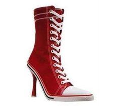 Converse high heels high-heels