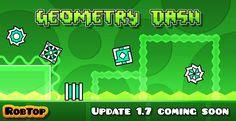 Geometry Dash 1.7