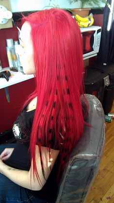 Elumen Red with Tape Extension