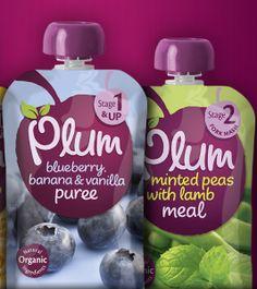 FREE Plum Baby Food Sample - Gratisfaction UK Freebies #freebies #freebiesuk #freestuff