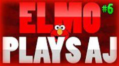 ELMO PLAYS ANIMAL JAM #6