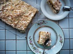 """Have you ever heard of a """"national cake""""? Well I hadn't, until I saw this one: Kvæfjordkake. It is Norway's """"National Cake"""" since 2002 and you may also see that …"""