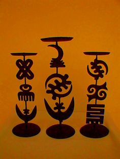 Candle holders by Cynthia Sands---absolutely fantabolous! African Interior, African Home Decor, Home Decor Inspiration, Design Inspiration, Decor Ideas, African Culture, African Art, Africa Decor, Libra Tattoo