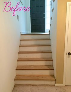 LiveLoveDIY: Our New White-Washed Hardwood Flooring (and why we had to rip out the old ones after only a year!)