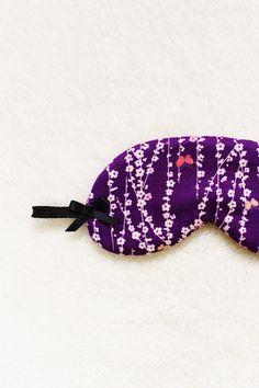 dde27805d Kimono Printed Silk Eye Mask style CHOUCHOU