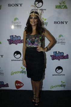 Juliana Paes (Foto: Foto Rio News)