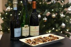 Holiday Party Wines Appetizer