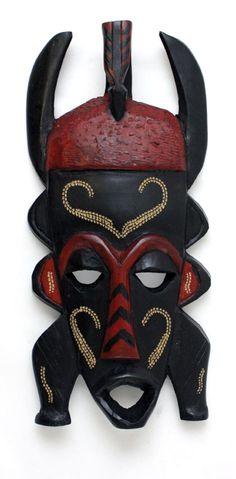 African Tribal Art Masks http://blog.africaimports.com/wordpress/wp-content/uploads/2012/05/BB-867.jpg