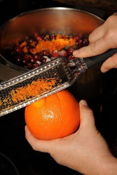 Cranberry Orange Jam Recipe