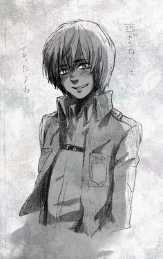 Armin. Attack on titan. 進撃の巨人. Shingeki no Kyojin. Anime. Illustration. Атака титанов. #SNK. #AOT