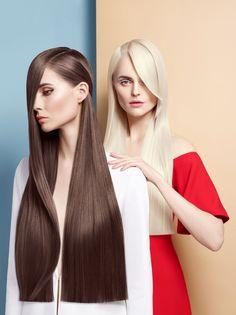 Hair Ponytail Styles, Long Hair Styles, Medium Brown Hair Color, Hair Photography, Silk Hair, Long Black Hair, Beautiful Long Hair, Beauty Full Girl, Great Hair