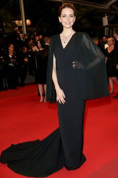 Eva Padberg attends the 'In The Fade ' screening during the annual Cannes Film Festival at Palais des Festivals on May 26 2017 in Cannes France Palais Des Festivals, Cannes France, Red Carpet Looks, Celeb Style, Celebs, Celebrities, Cannes Film Festival, Runway, Glamour