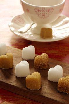 Cinco Quartos de Laranja: Como fazer cubos de açúcar?