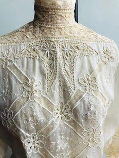 Edwardian Clothing, Edwardian Era, Edwardian Fashion, Vintage Fashion, White Tea Dresses, Women's Clothes, Clothes For Women, Joelle, Diy Keychain