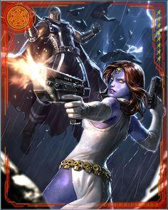 RPGOTG - [Team-Up] Magneto & Mystique+