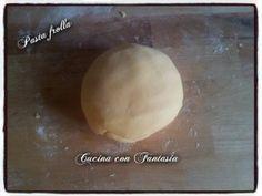 pasta frolla, base per crostate e biscotti
