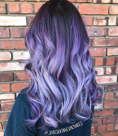 Fluorescent Purple  by @_chelseatakespictures http://www.qunel.com/  fashion street style beauty makeup hair men style womenswear shoes jacket