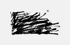 The famous Minale Tattersfield scribble logotype, designed all by itself in 1964!