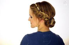 coiffure avec headband à idée de vos cheveux     - de andre