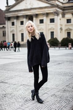 40 Outfits That Prove Berlin Has the Best Street Style | perrrrrrrrrfect StyleCaster
