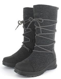 Saana Gore-Tex felt boot