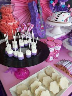 disney violetta Birthday Party Ideas | Photo 1 of 6 | Catch My Party