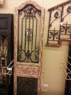 Hobby Lobby Love Architectural Detail Of This Metal Piece Products I Love Home Decor Hobby