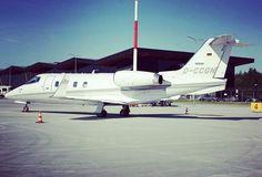 Ambulans Learjet 55✈️ 📸Mariusz Małecki via WMSpotters #latamzmazur #mazuryairport #mazury  #lotnisko #samolot  #latamzmazur#mazuryairport