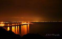 Λιμάνι την νύχτα / port at night