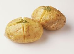 15 Potassium-Rich Foods You Need to Be Eating: Baked Potato