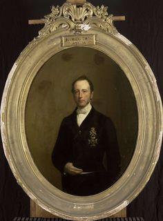 Albertus Jacob Duymaer van Twist (1807-87). Gouverneur-generaal (1851-55)