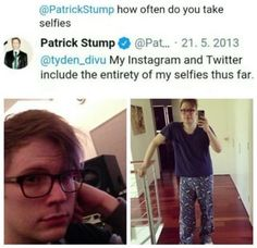 They are some snazzy selfies tho<<true. Wholesome selfies