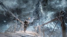 Dark Souls: Ashes Of Ariandel ..  Looks like we will return to the painted world of Ariamis but in different time period  That will be @ 25th October 2016