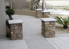 Custom Concrete Design - Davis Concrete - Fallbrook -951-461-7123