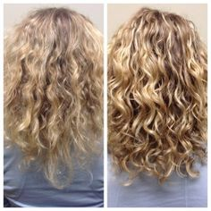 I am pinning this from a HUGE board of good curly SHORT hairstyle pins. Curly girls check it out. From Frizz and a bad hair cut to lush curls and a custom Curl Cut by Scott Musgrave in North Carolina Frizzy Wavy Hair, Thin Curly Hair, Curly Hair Tips, Curly Hair Care, Curly Hair Styles, Natural Hair Styles, Curly Short, Curly Girl, Hairstyles For Frizzy Hair
