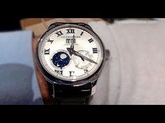 En la muñeca: Chopard L.U.C Lunar Big Date | Horas y Minutos