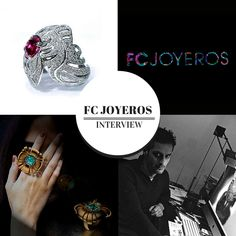 FC Joyeros, creative Jewelry design from Bilbao  FCJoyeros is a jewelry company founded in 1991 in Bilbao, they make the whole process of creating jewellery: concept, design, prototyping, casting and finishing. All designs are original and made exclusively by FCJoyeros. You can see some of their designs in FCJoyeros Shop inside iStockJewel.  See the interview to FCJOYEROS on our blog: http://istockjewel.com/blog/?p=496  #3DJewelry #jewelry #jewelrydesign