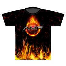 e4a9969b2 AMF Fire Dye Sublimated Jersey. A HOT jersey design that is absolutely ON  FIRE!