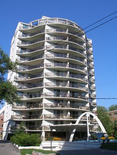 Nice Apartment Building Apartment Building