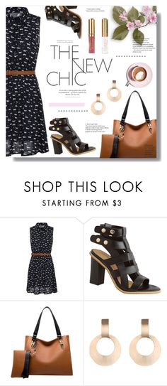 """The new chic"" by sans-moderation ❤ liked on Polyvore featuring vintage and rosegal"