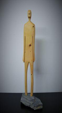 Figur/ Kunstobjekt- Späh Design