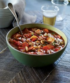 Hearty Irish Lager Stew Recipe | Vegetarian Times